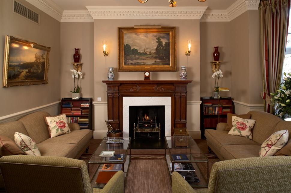 Draycott Hotel - Nina Campbell Lounge