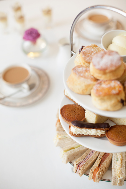 The Montagu Arms - Afternoon Tea